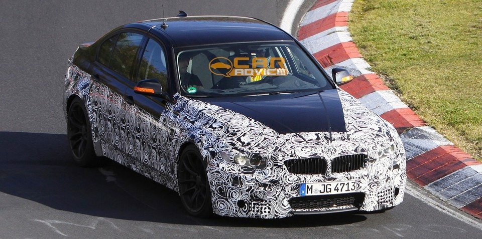 New BMW M3 getting turbocharged inline-six: confirmed