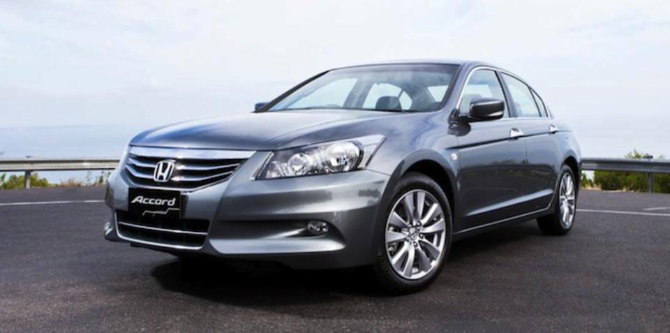Honda Accord: large sedan now under $30,000