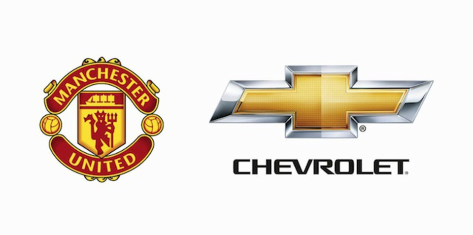 GM hoping to kick goals with Chevrolet-Manchester United deal