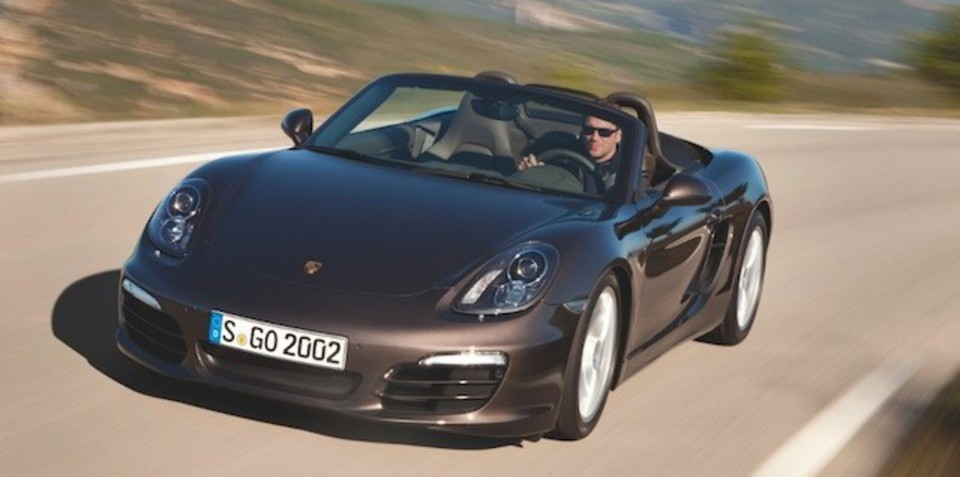 Porsche Baby Boxster: Not now, but not never