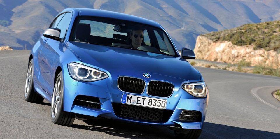 BMW M135i: hot-hatch a chance for this year
