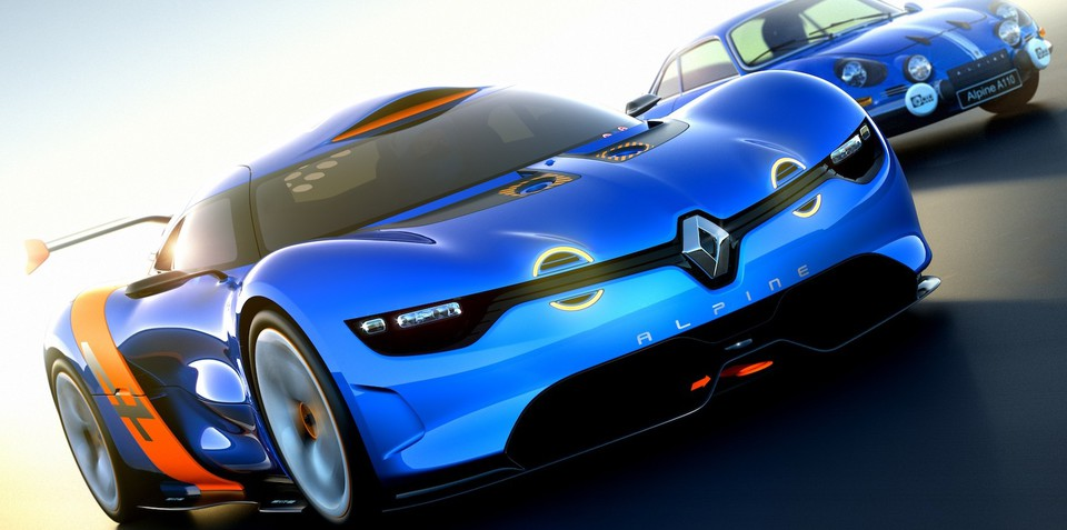Renault Alpine A110-50 celebrates 50 years of a legend