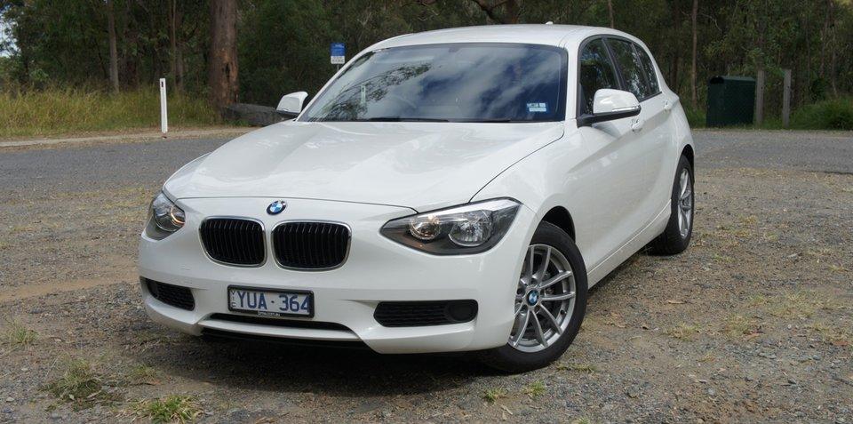 BMW 116i Review