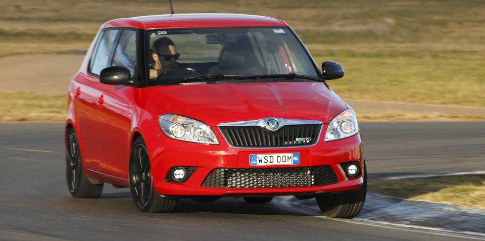 Skoda Fabia RS Review