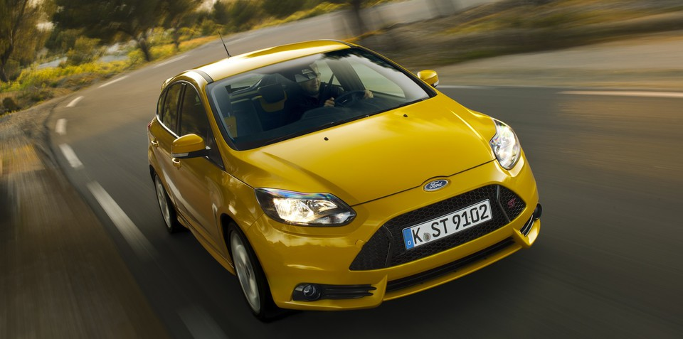 Ford Focus ST: high-performance overboost function revealed