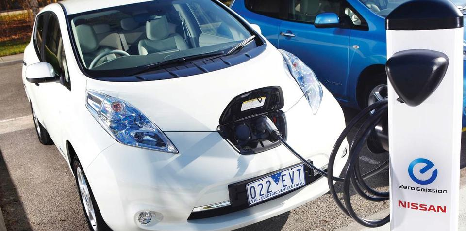 Nissan: Government support vital to EV success