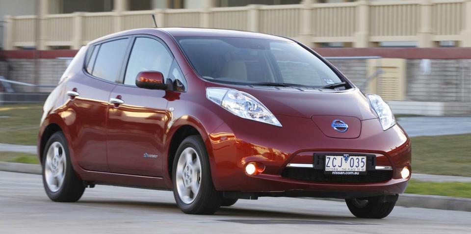 Nissan planning smaller EV for 2017