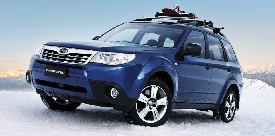 subaru forester x luxury edition adds more gear. Black Bedroom Furniture Sets. Home Design Ideas