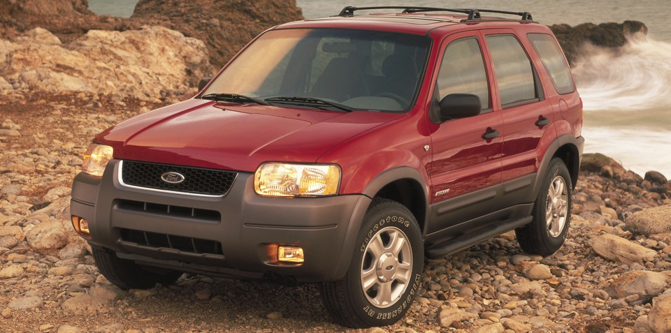 Ford Escape, Mazda Tribute involved in mass US recalls