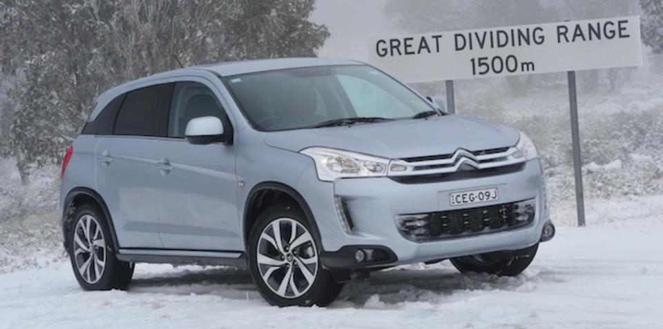 Citroen C4 AirCross: French SUV here this month