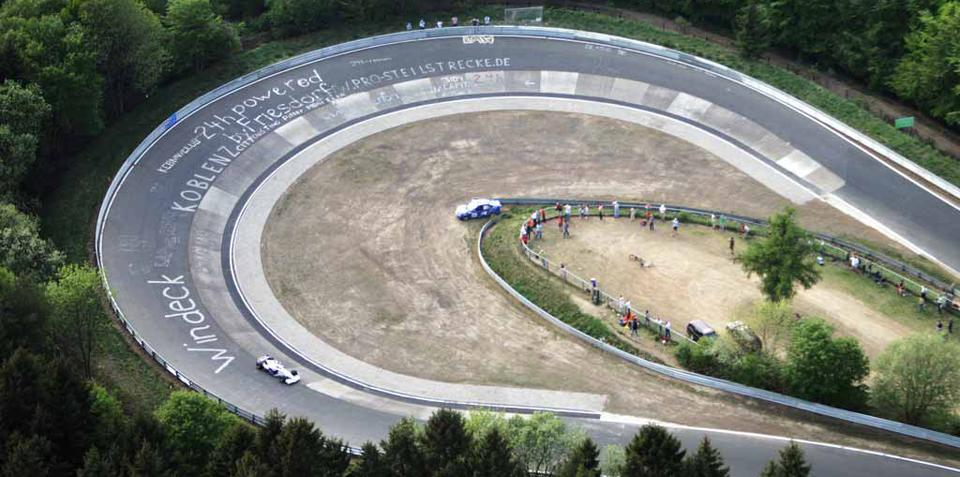 Nurburgring circuit on brink of bankruptcy