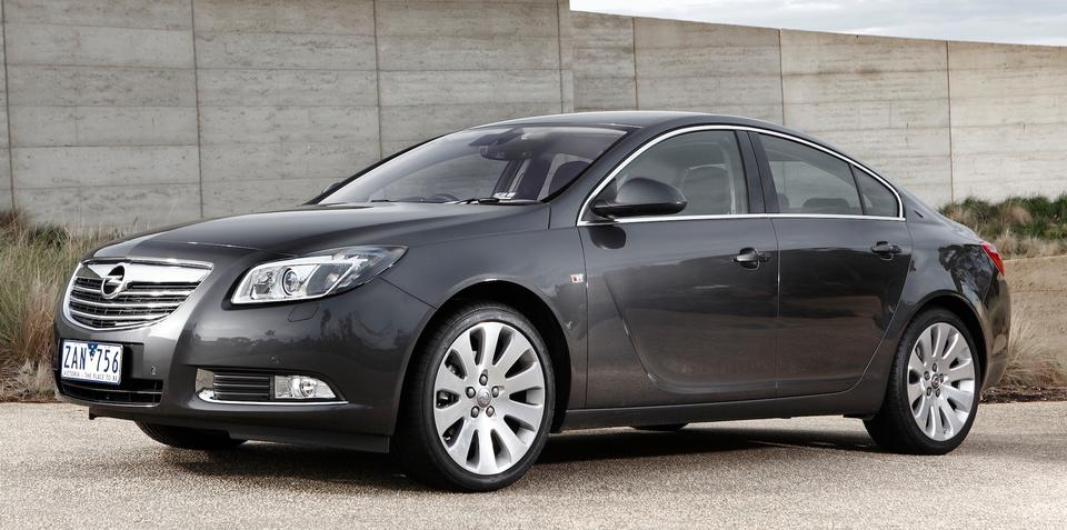 Opel Insignia details: new Mazda6 rival revealed