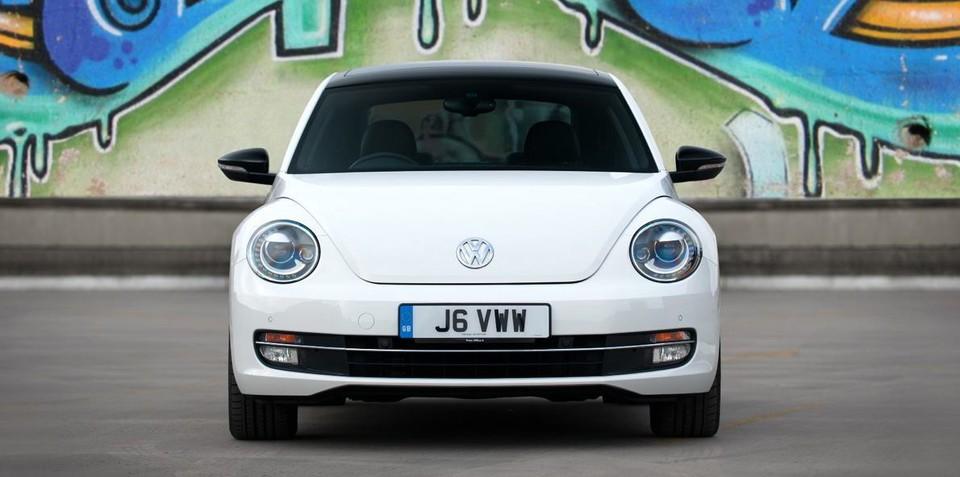 2013 Volkswagen Beetle: choice of petrol and diesel engines