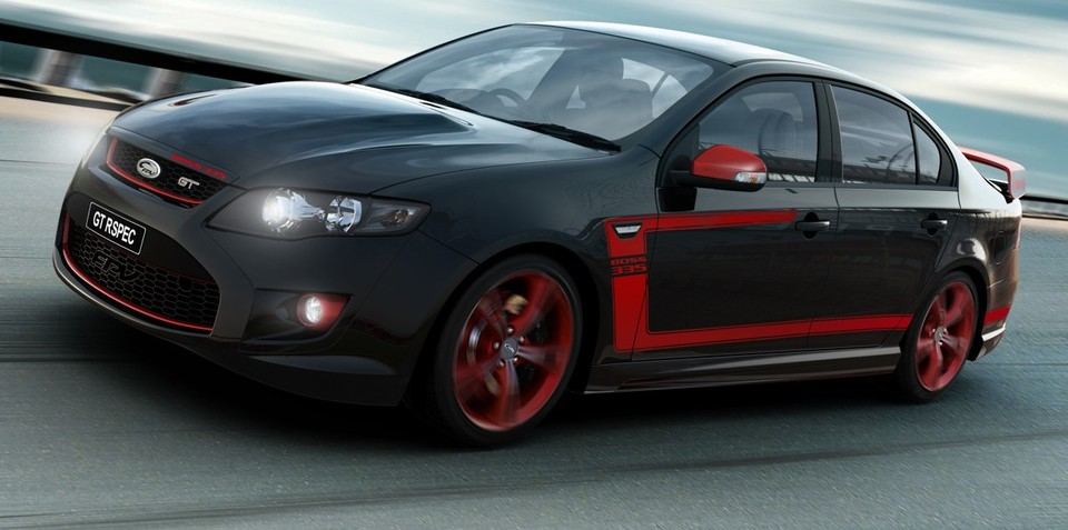 FPV GT RSPEC: 'best car of its kind'