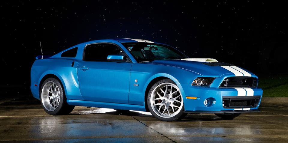 Ford Shelby GT500 Cobra: 634kW tribute to Carroll Shelby