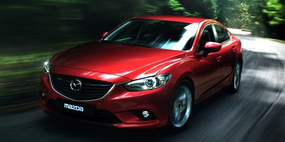 Mazda6 MPS may return: report