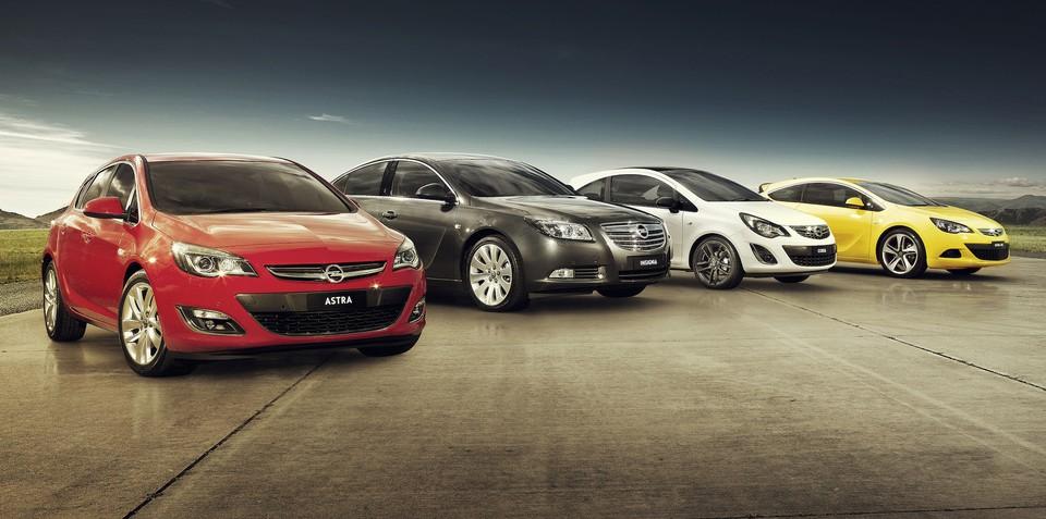 Opel Australia targets Volkswagen