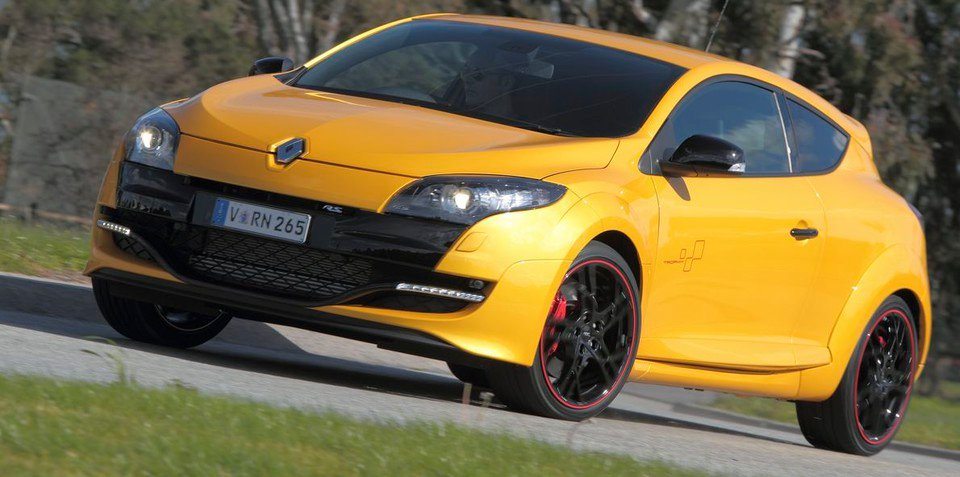 renault megane rs265 review caradvice
