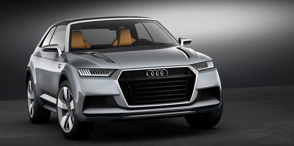 India tops in Audi Q7 sales