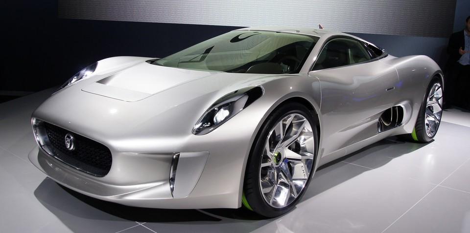 C Hybrid Supercar On Verge Of Testing Phase