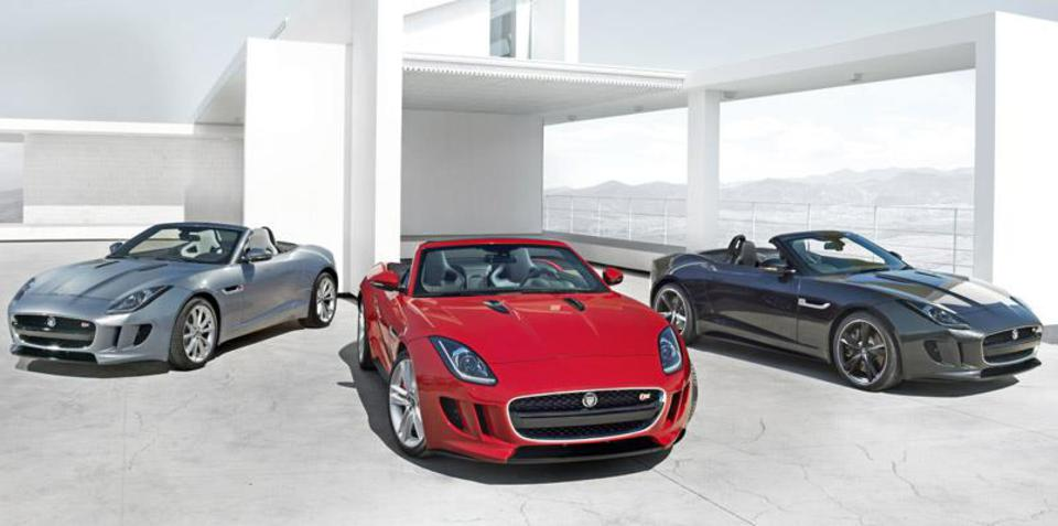 Jaguar F-Type leaks ahead of Paris unveiling