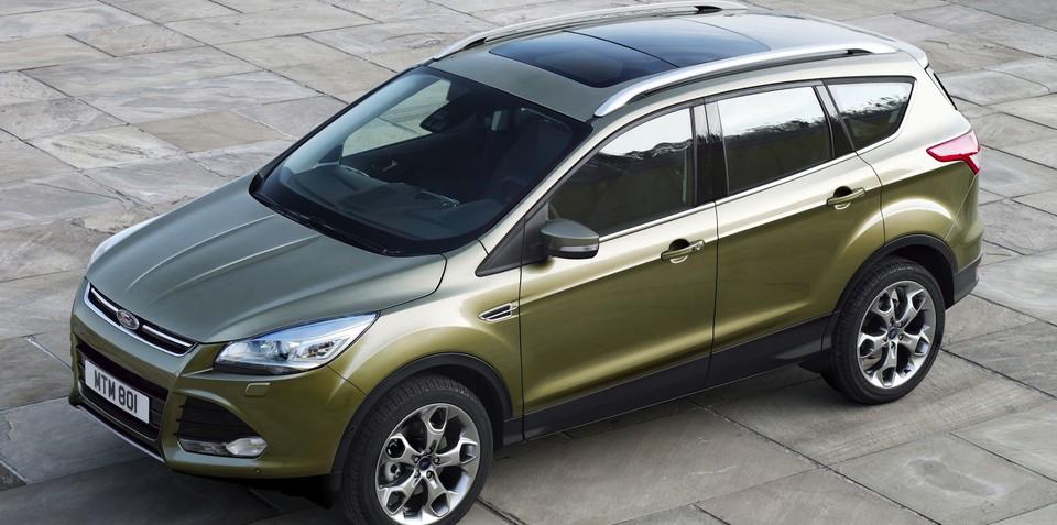 2013 ford kuga engines confirmed for australia. Black Bedroom Furniture Sets. Home Design Ideas