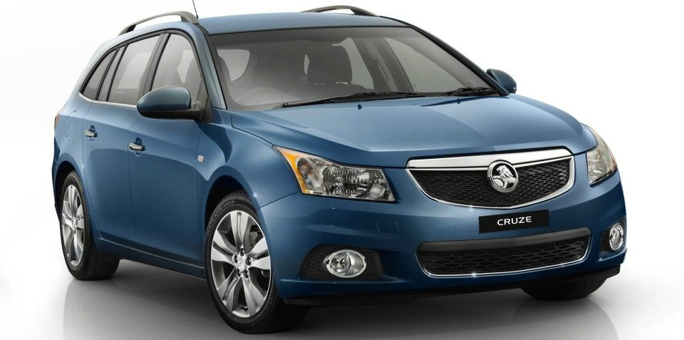 2013 Holden Cruze wagon makes Australian debut