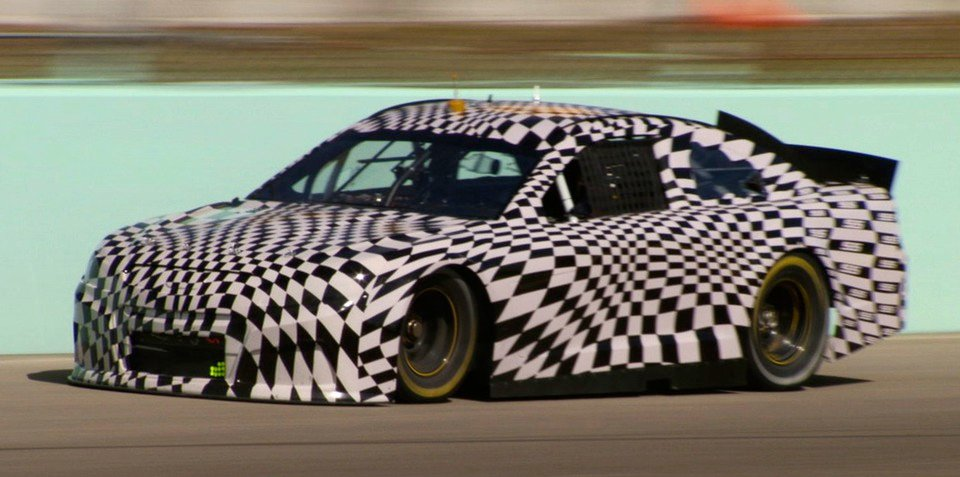 2013 Holden Commodore to be previewed at NASCAR next month