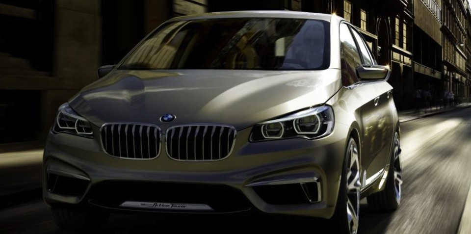 BMW says FWD vehicles will be embraced just like its SUVs