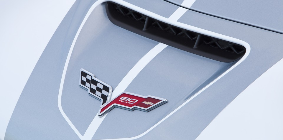 GM powers up new Corvette V8 powerplant