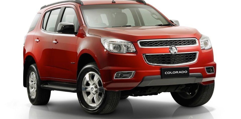 Holden Colorado 7 revealed