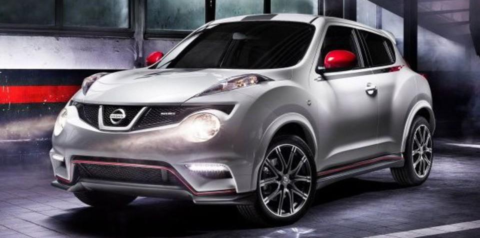 Nissan Juke Nismo a chance for Australia