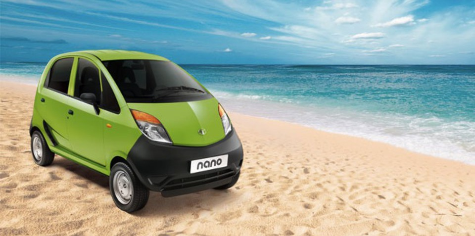 Tata Nano headed to the US by 2015: report