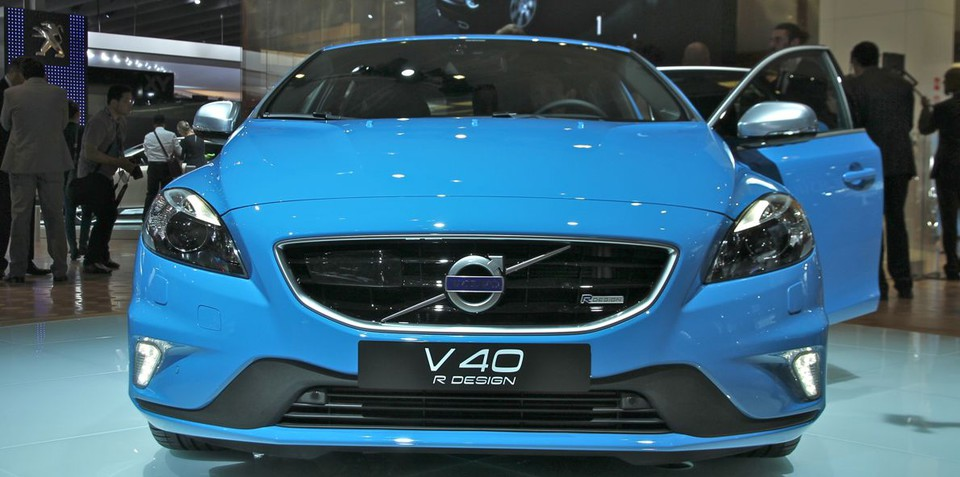 Volvo V40 Polestar set for Australia in 2013