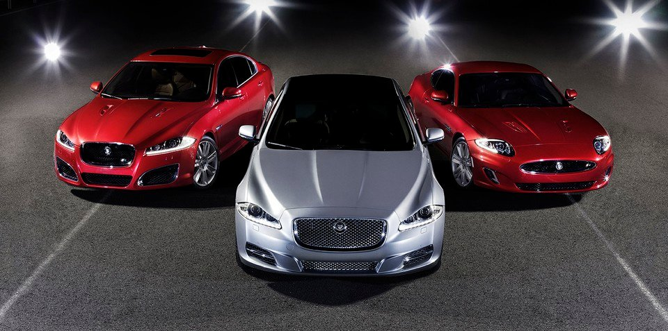Jaguar Australia slashes prices across XF, XJ and XK model lines