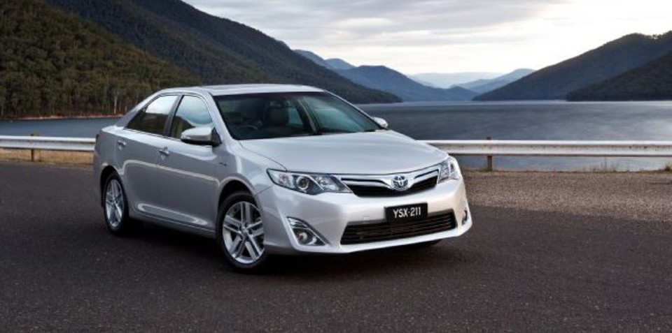 Toyota sells one million hybrids in 10 months
