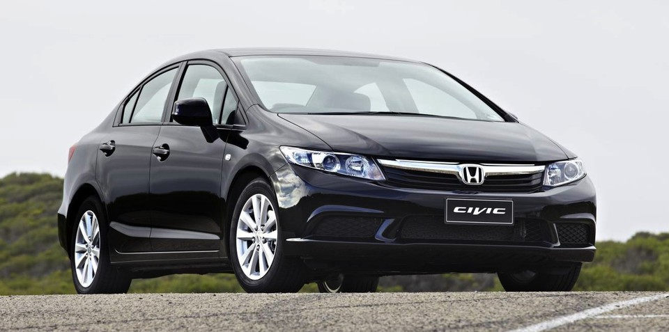 "Honda ""unhappy"" with sales"