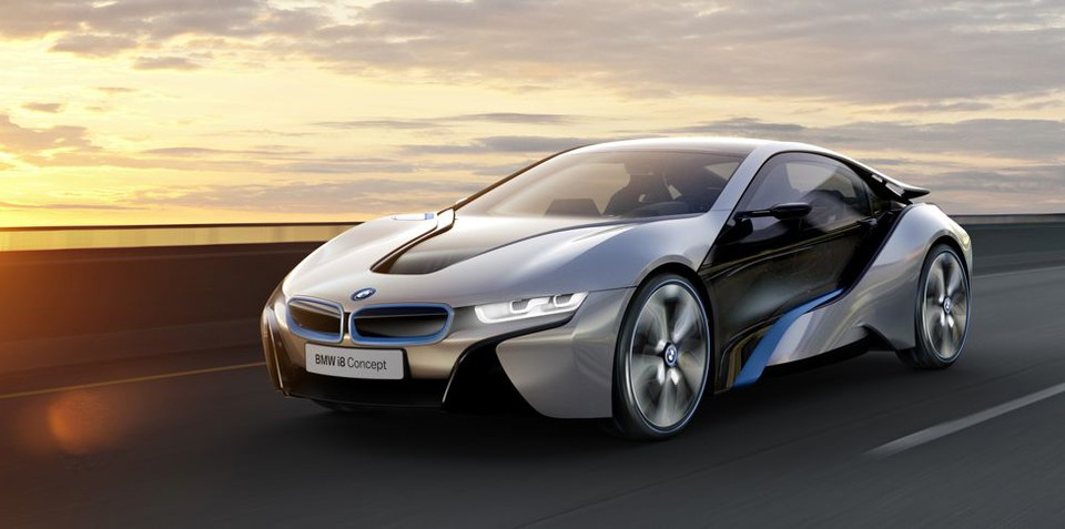 BMW i8 high-performance hybrid buyers lining up with deposits