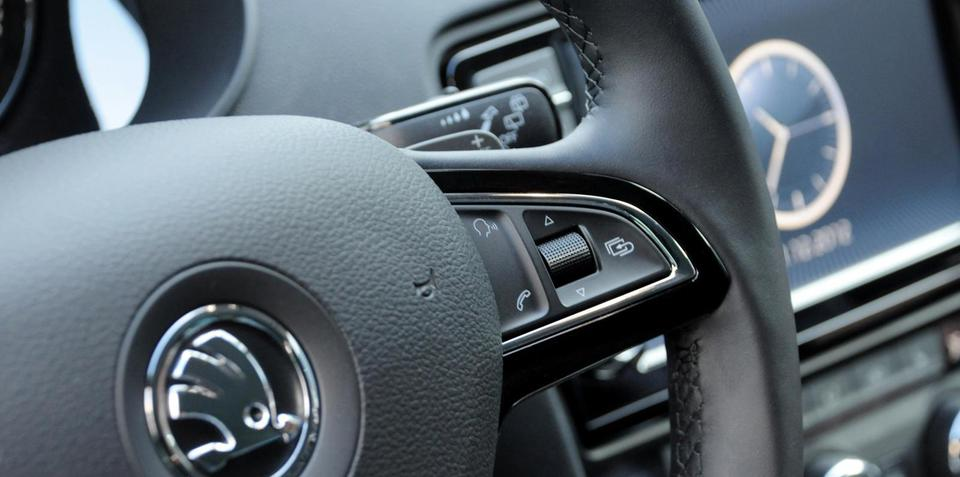 2013 Skoda Octavia teaser images: first look at new interior