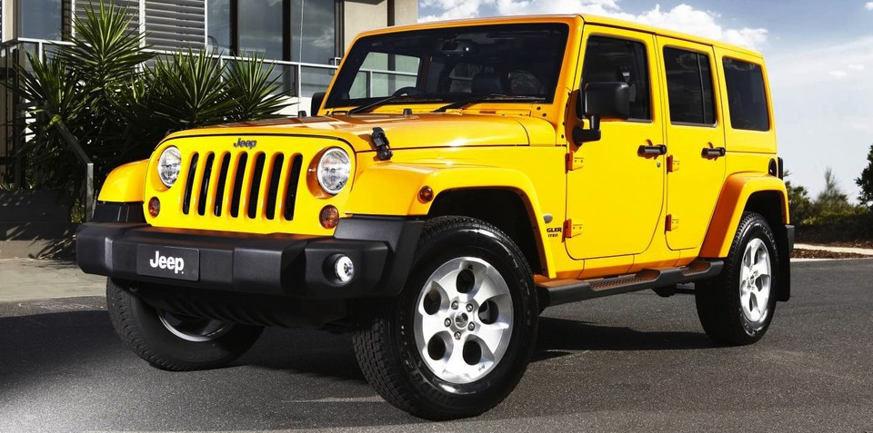 2013 Jeep Wrangler Overland brings luxury to rugged off-roader