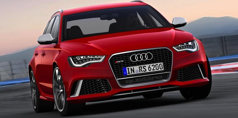 Audi RS6 Avant: November arrival, circa-$230,000 price tag