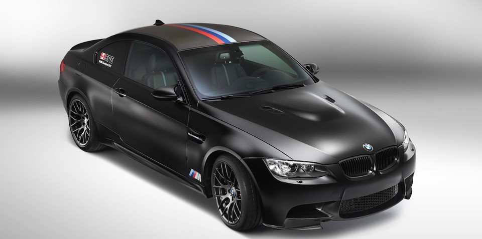 BMW M3 DTM Champion Edition marks stellar return to racing