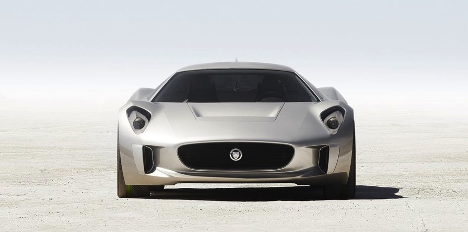 Jaguar C-X75 production plans scrapped