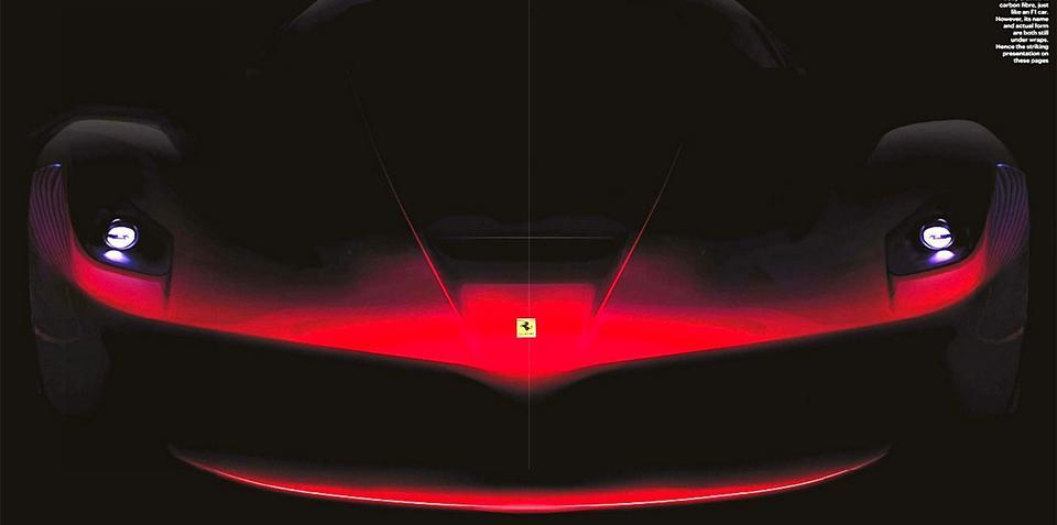 Ferrari F150: Enzo successor teased