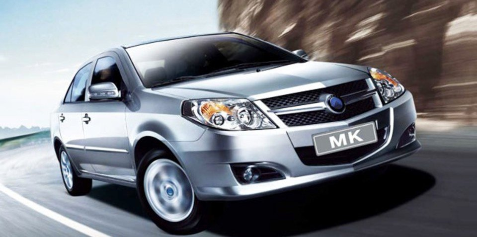 Geely MK expands Chinese vehicle asbestos recall