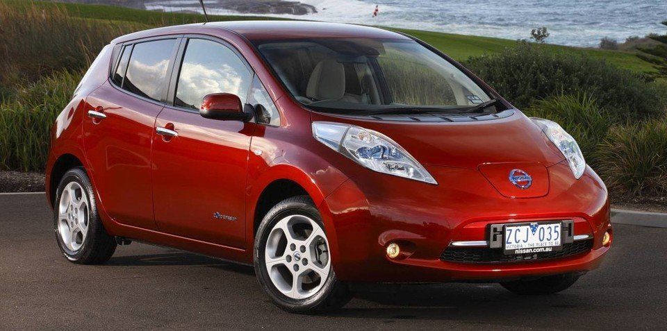 Nissan Leaf cut to $46,990 driveaway in new pricing offer