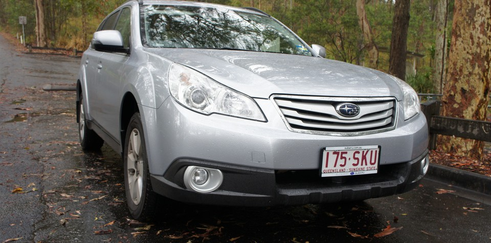 Subaru Outback Review: long-term final report