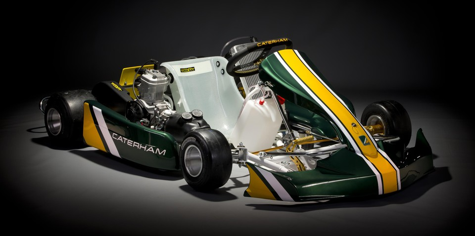 Caterham to launch new entry-level karting series for young drivers