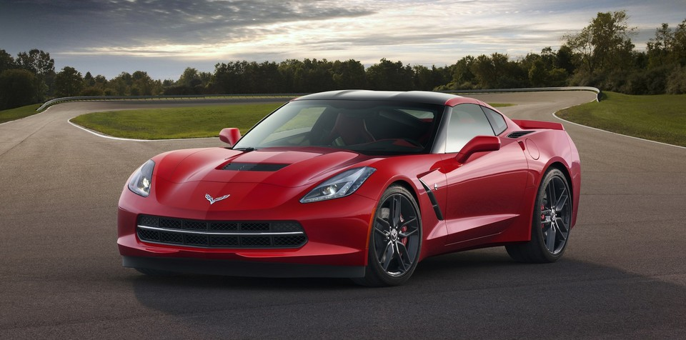 Chevrolet Corvette C7 revealed: American Stingray returns