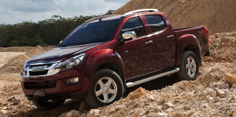 Isuzu D-Max strengthens warranty to five years
